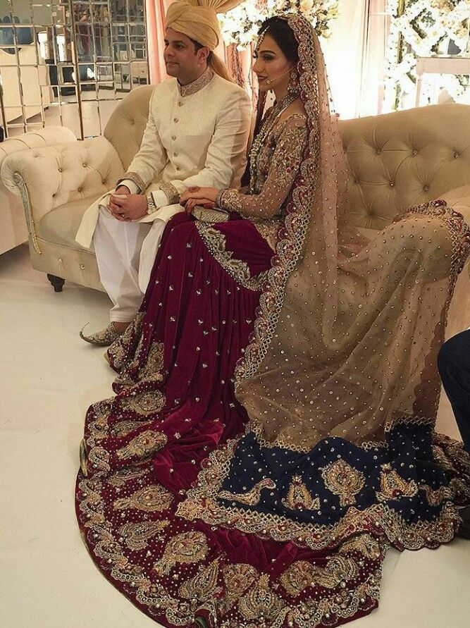 Punjabi Wedding Pakistani Dresses Asian Dress Indian Outfits Suits Hindu Weddings Royal