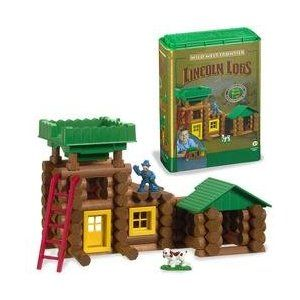 K'NEX Wild West Frontier Lincoln Logs