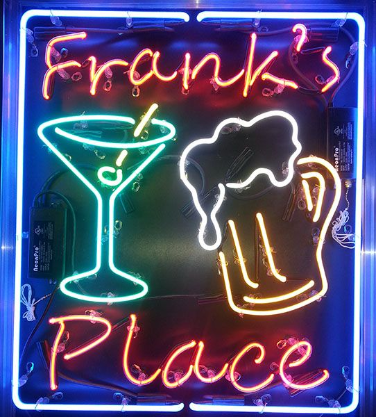 Bar Neon Signs | Neon bar signs, Neon signs, Custom neon signs