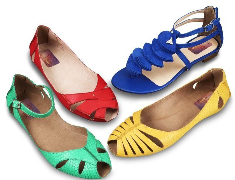 abcd8118e Bottero lança as coleções Flor do Caribe e Sangue Bom   Shoes, Shoes ...