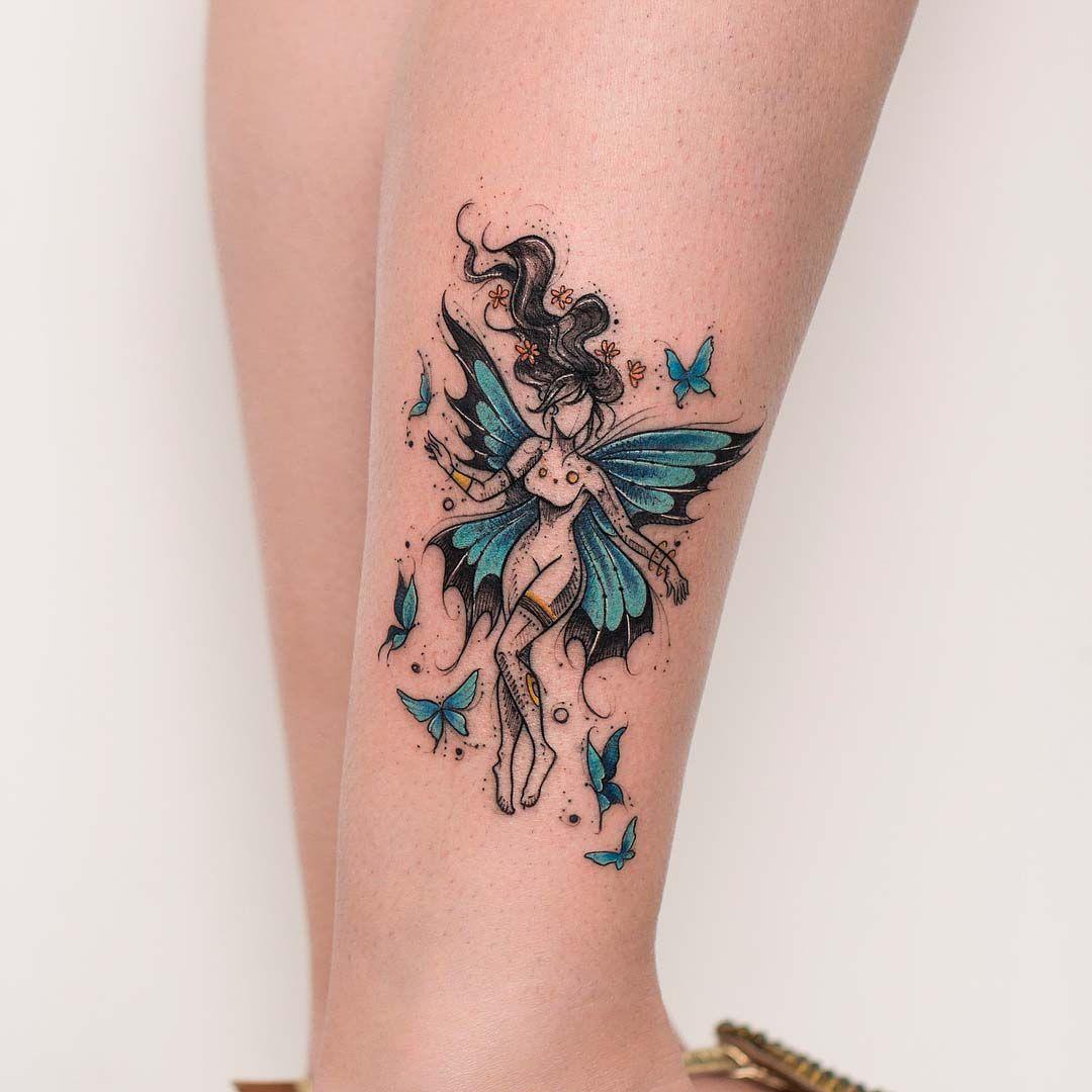 Fairy Tattoo   Best Tattoo Ideas Gallery