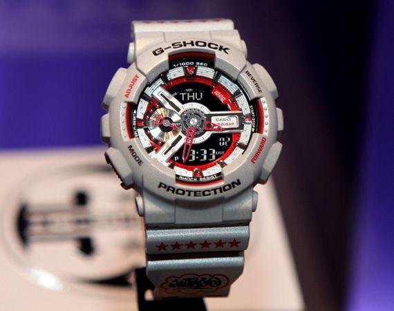 Eric Haze x Casio G-Shock GA-110EH-8A Watch