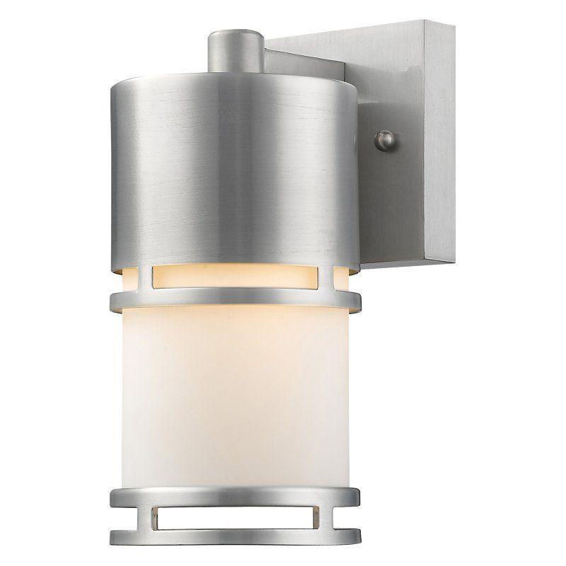 Z-Lite Luminata 560S Outdoor Wall Light - 560S-BA-LED