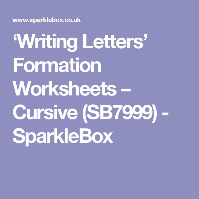 sb7999 writing letters formation worksheets cursive. Black Bedroom Furniture Sets. Home Design Ideas