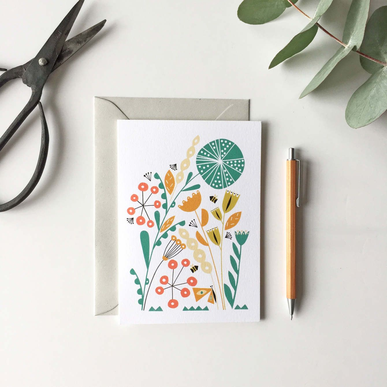 Stationary debbie powell greeting cards pinterest stationary