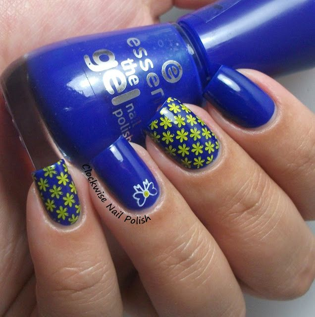 Uber Chic UB 3-01 Stamping Plate Review | Unhas, Unhas