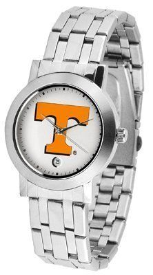 Tennessee Volunteers Suntime Dynasty Mens Watch - NCAA College Athletics by SunTime. $69.95. Elegant Design For The Modern Man Who Wants To Show Their Team Spirit! The Dial Is Presented In A Sleek, Stainless Steel Case And Bracelet That Rests Fashionably Yet Comfortably Across The Wrist. Features A Convenient Date Display, Quartz Accurate Movement And A Scratch Resistant Mineral Crystal Face.