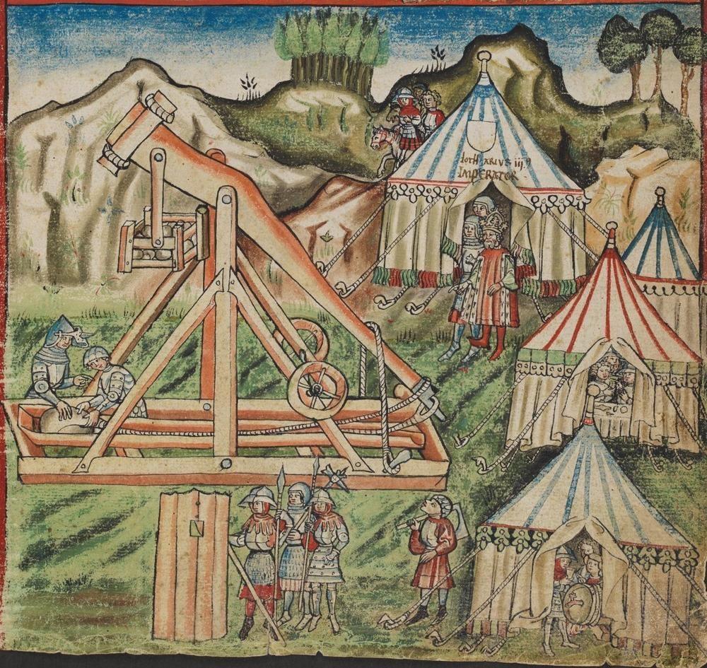 Manuscript     WLB HB VI 110 Ordnung des Hofgerichts zu Rottweil Folio     1 v Dating     1435 From     Rotweil, Deutschland Holding Institution     Württembergische Landesbibliothek