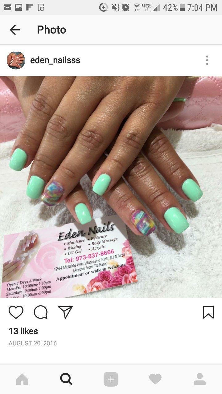 Pin By Lita Mondello On Eden Nail Designs Nail Manicure Manicure And Pedicure Manicure