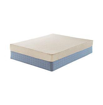 Product Serta West Dean Memory Foam Mattress Box Spring Set Mattress Mattress Box Springs Memory Foam