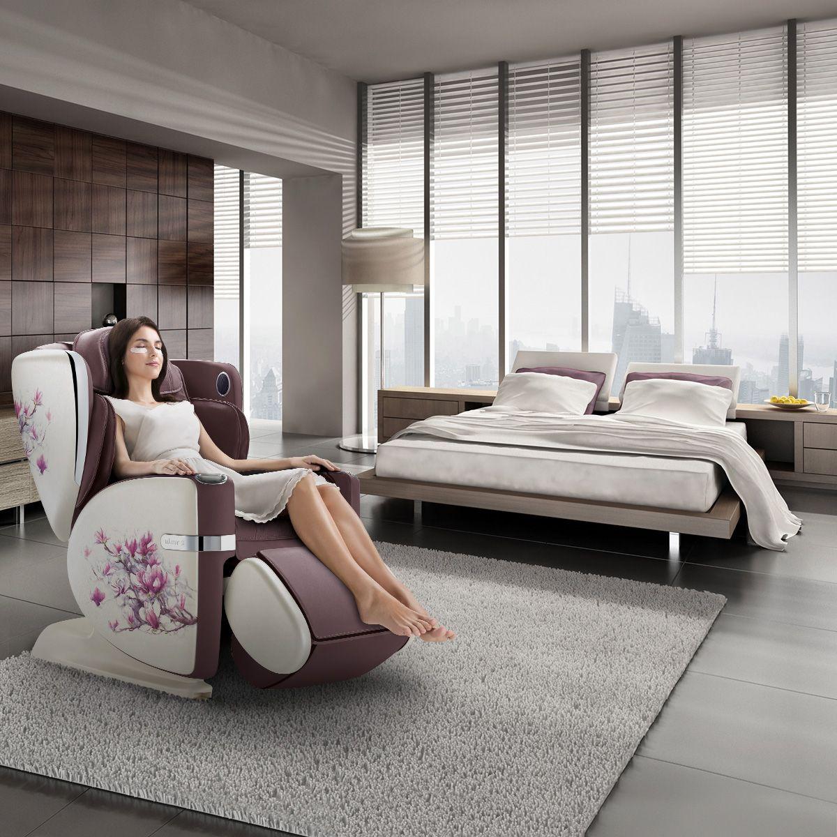 uLove2 Full Body Massager Chair, 4Hand Zero Gravity
