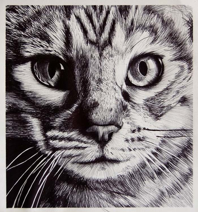 There Is A Shocking Secret Hiding Behind These 25 Images. They are all sketches! [STORY]