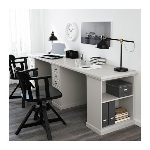 klimpen table ikea can be placed anywhere in the room because the back is finished