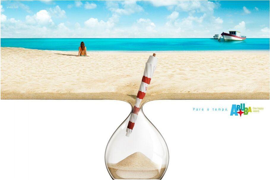 Comparação e Analogia | Travel ads, Creative advertising ...