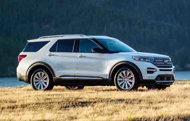 2021 Ford Explorer Platinum Colors Ford Usa Cars Ford Explorer Ford Twin Turbo