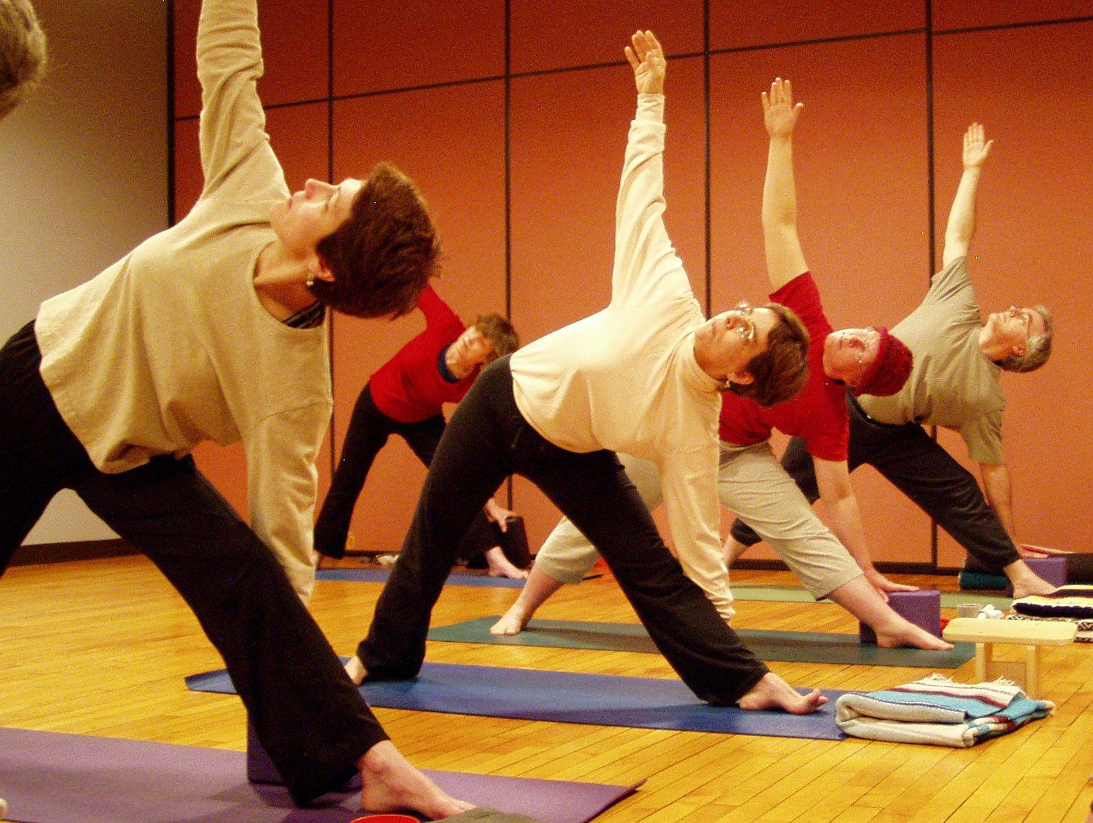 Satyananda yoga i 2020