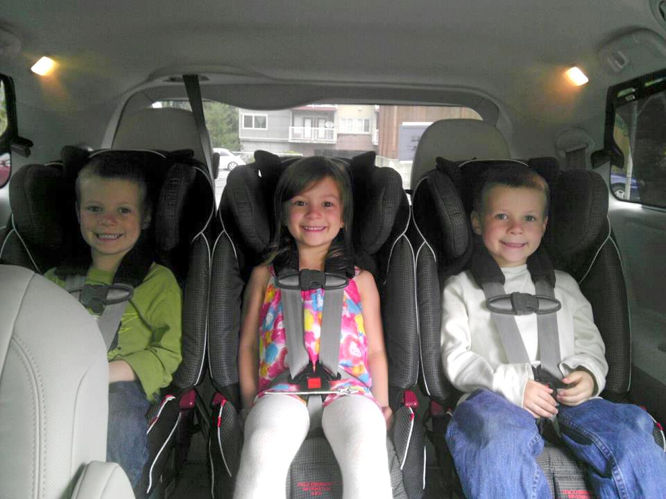 Wow this is what we need - our two carseats hardly fit a ...