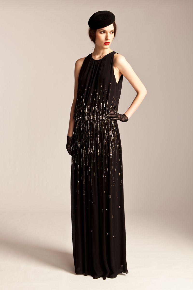 1920s Evening Dress By temperley evening gown   1920   Pinterest ...