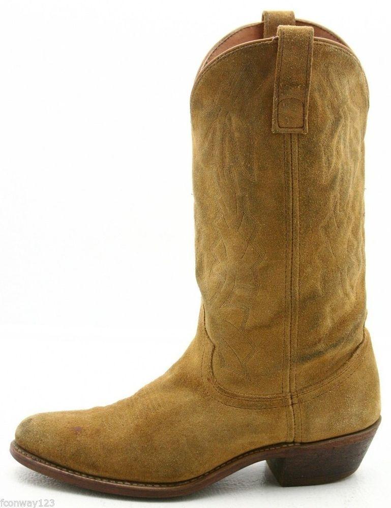 Laredo mens Cowboy Boots Size 9 vintage