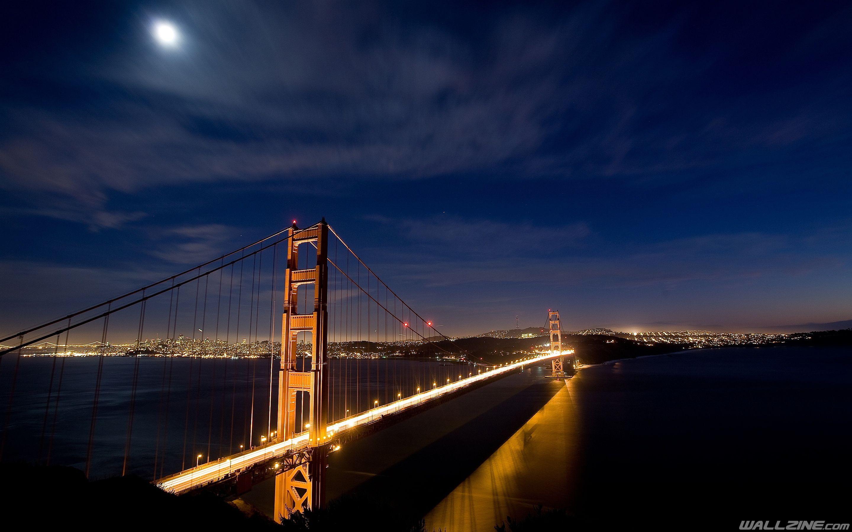 Download Wallpaper Night Golden Gate Bridge - 58e8a09737cea4f7de44af69022db656  Image-72353.jpg