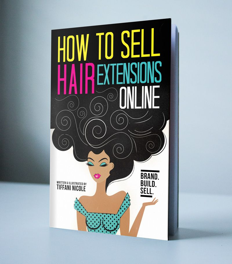 10 Ways to Brand an Online Hair Extension Business Hair