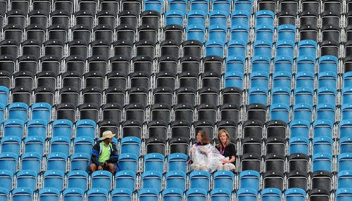 London 2012 Olympic athletes frustrated by empty seats at Games - PhotoGallery - Chicago Sun-Times