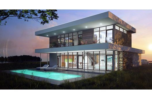 Enjoyable Modern 3 Story House Plans 15 Story House Design Home