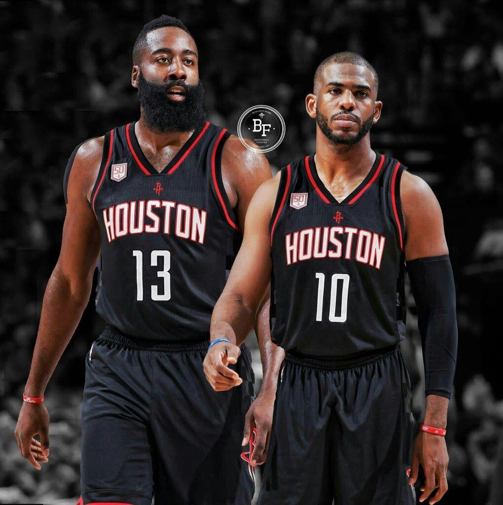 Houston Rockets Record 2018: 2018 Houston Rockets! CP3 & James Harden