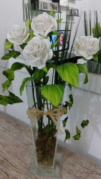 Arranjo Floral Branco Arranjos De Flores Brancas Arranjos De