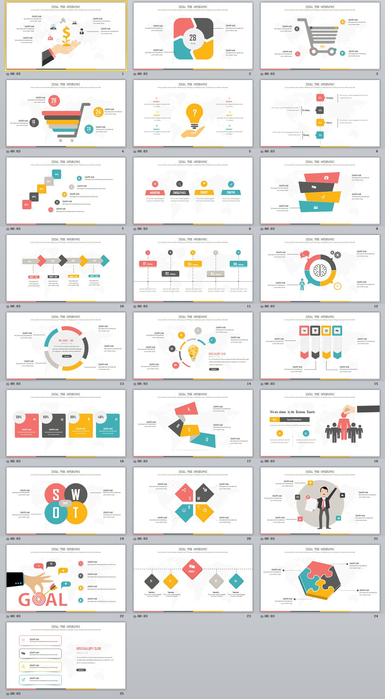 25 timeline infographics powerpoint template on behance powerpoint 25 timeline infographics powerpoint template on behance powerpoint templates presentation animation toneelgroepblik Gallery