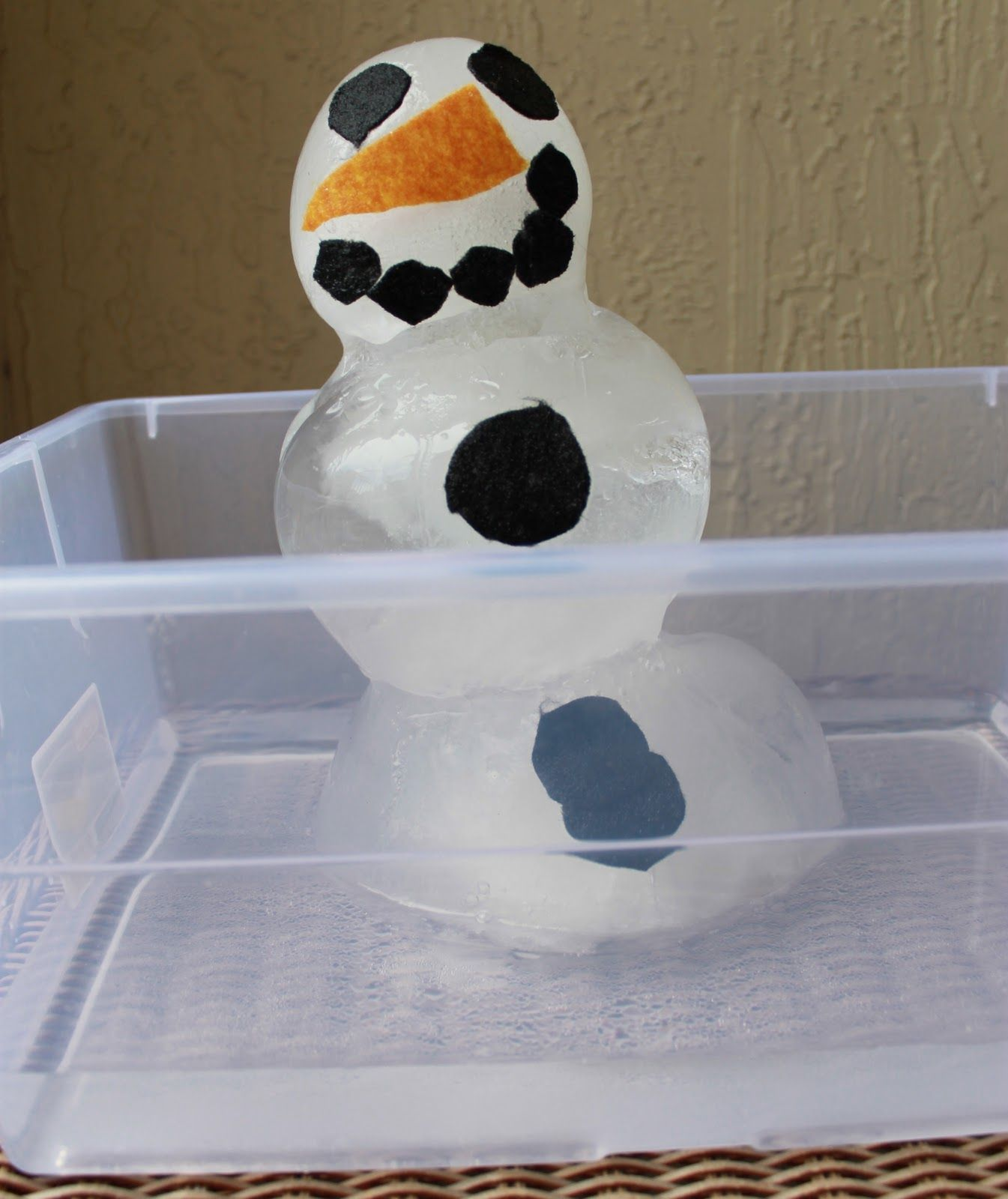 The Lil Divas Have Been Begging To Build A Snowman This Is Pretty Impossible In Florida Or Is