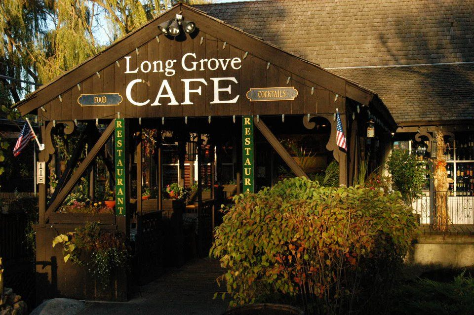 Long Grove Il Cafe I Love To Have Lunch Or Dinner Here