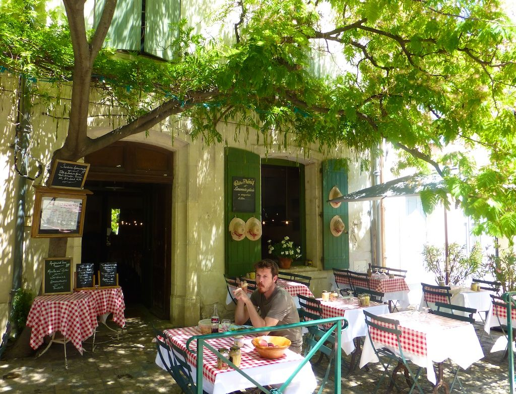 Enjoying Lunch In Aigues Mortes Camargue France Aigues Mortes Provence Local Gifts
