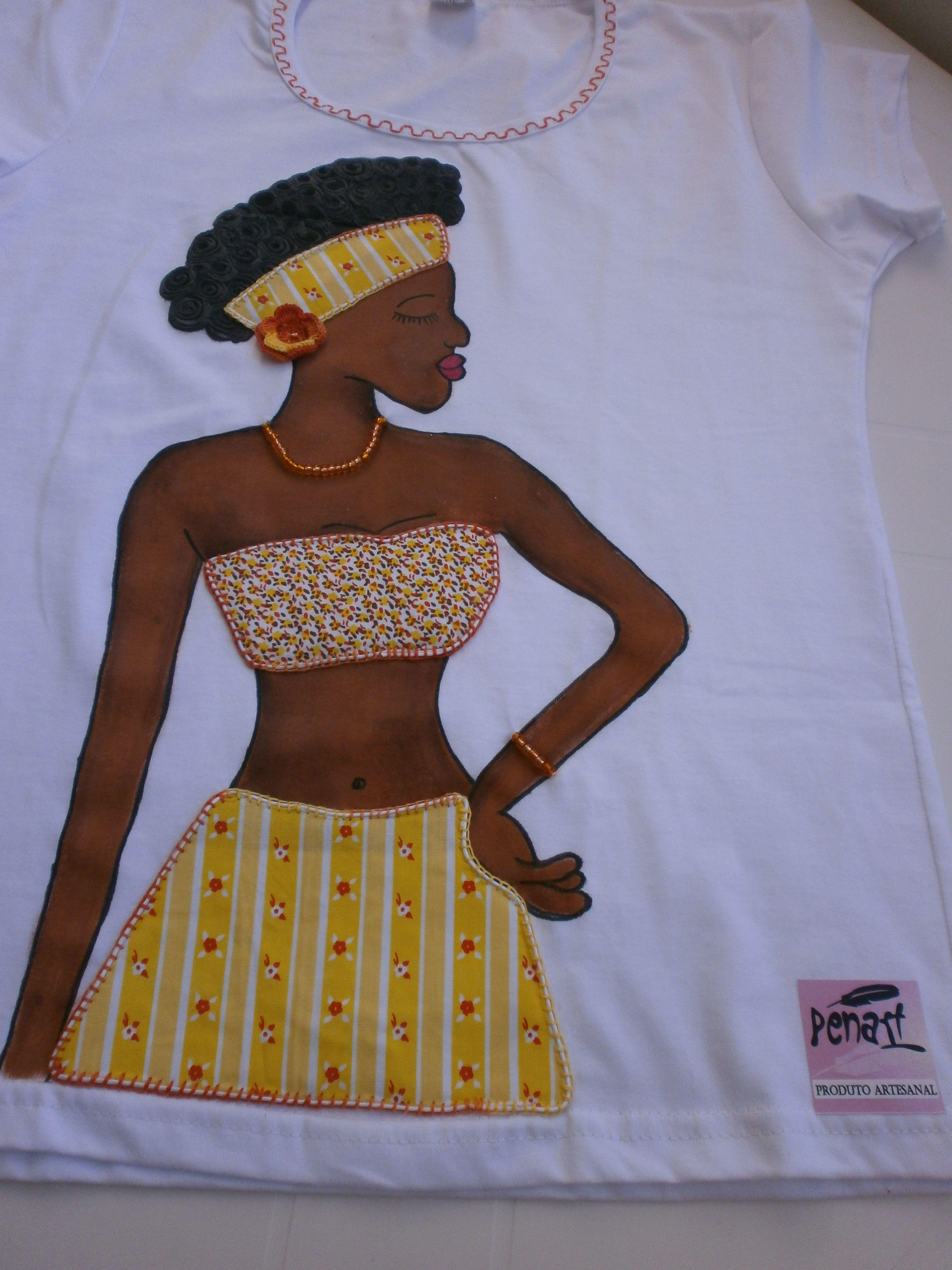 Pin von PENART auf CAMISETAS COM AFRICANAS | Pinterest