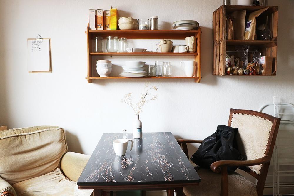 Obstkisten als Küchenregale - Kücheneinrichtung schnell&einfach #diy ...