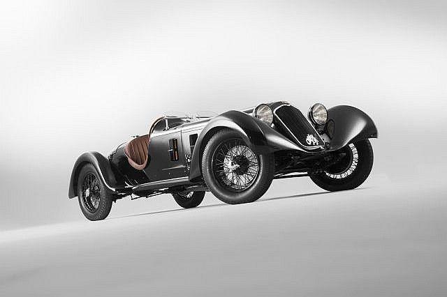 Estimated Price: €1,400,000 - €1,800,000 Description: 1929 Alfa Romeo 6C 1750 SS  No reserve