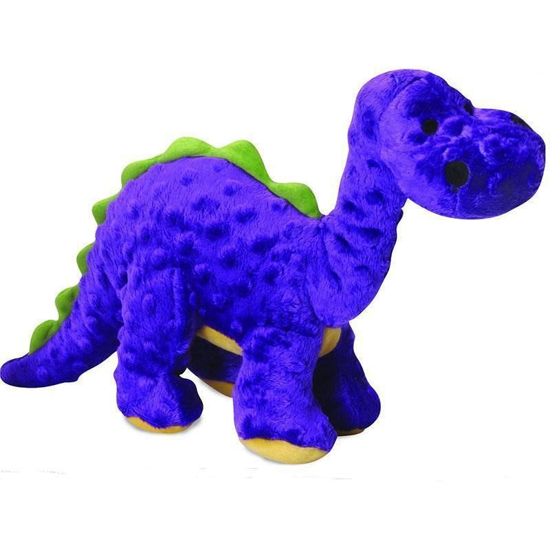 Just For Me Bruto Purple Dog Toy