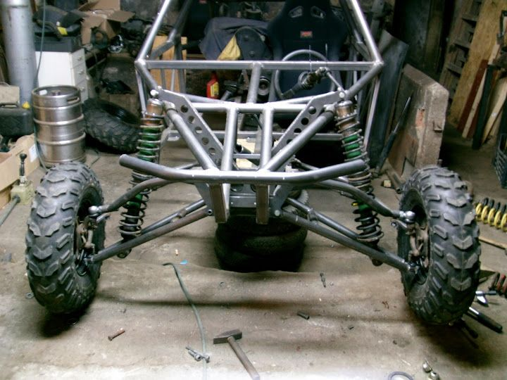 how to build a cheap off road buggy