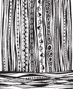 Adult coloring printables for adults - Free download. #coloring #secretgarden #coloringforadults