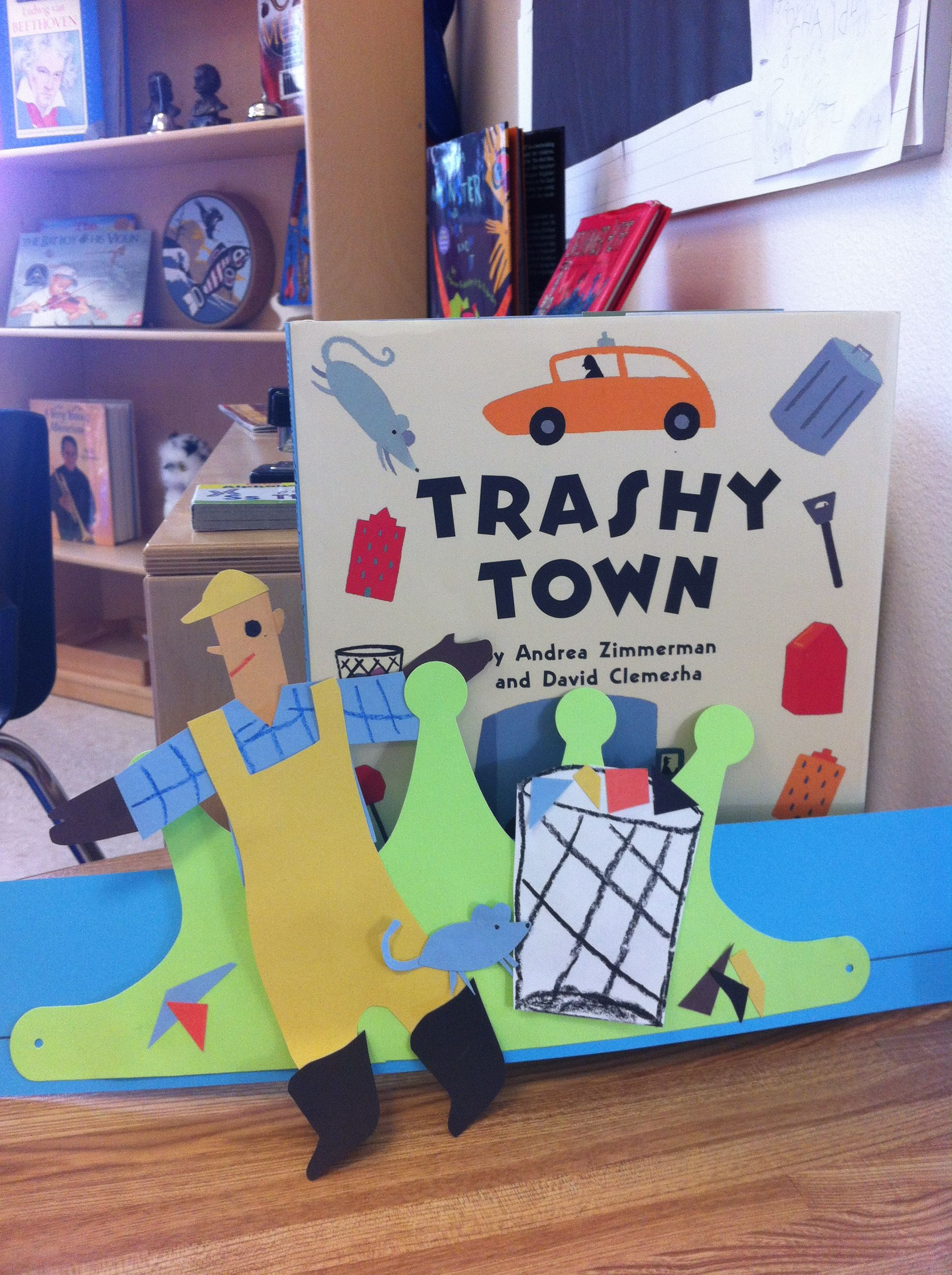 Trashy Town Birthday Crown