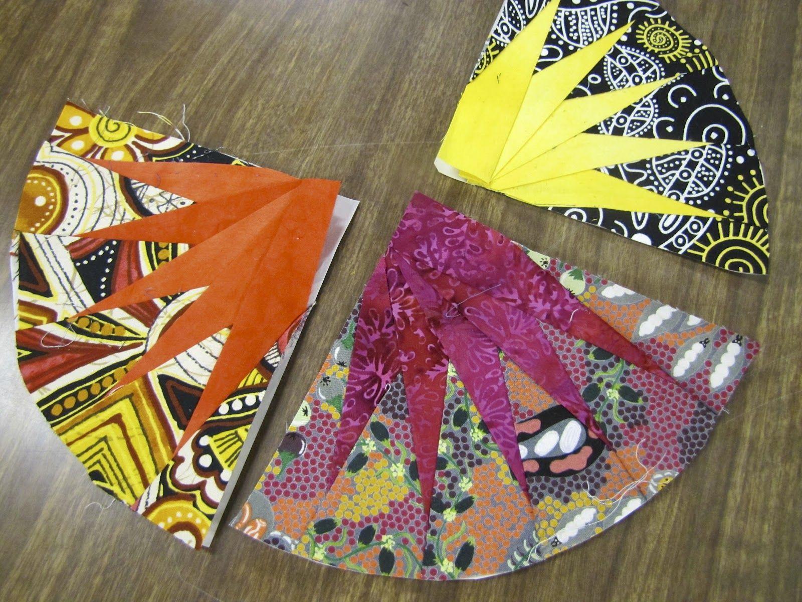 Free Circle Quilt Patterns | Dot used Australian Aboriginals. This ... : unique quilt blocks - Adamdwight.com