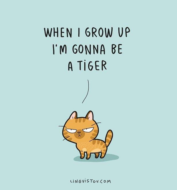 "Latest Funny Illustration Lingvistov on Instagram: ""Visit our online shop - Lingvistov.com  #funny #illustration #doodle #drawing #cute #quotes #jokes #comics #cats #cats  #catsofinstagram…"" 18.4 тыс. отметок «Нравится», 190 комментариев — Lingvistov (@lingvistov) в Instagram: «Visit our online shop - Lingvistov.com  #funny #illustration #doodle #drawing #cute #quotes #jokes…»"