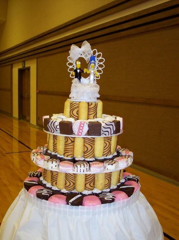 The Worlds Best Wedding Cake According To Him Wedding Cakes