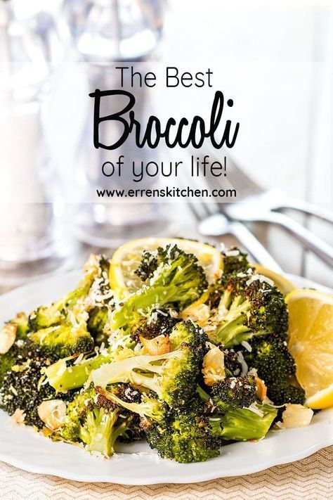 Seriously, The Best Broccoli of Your Life - Deliciousness Savory -