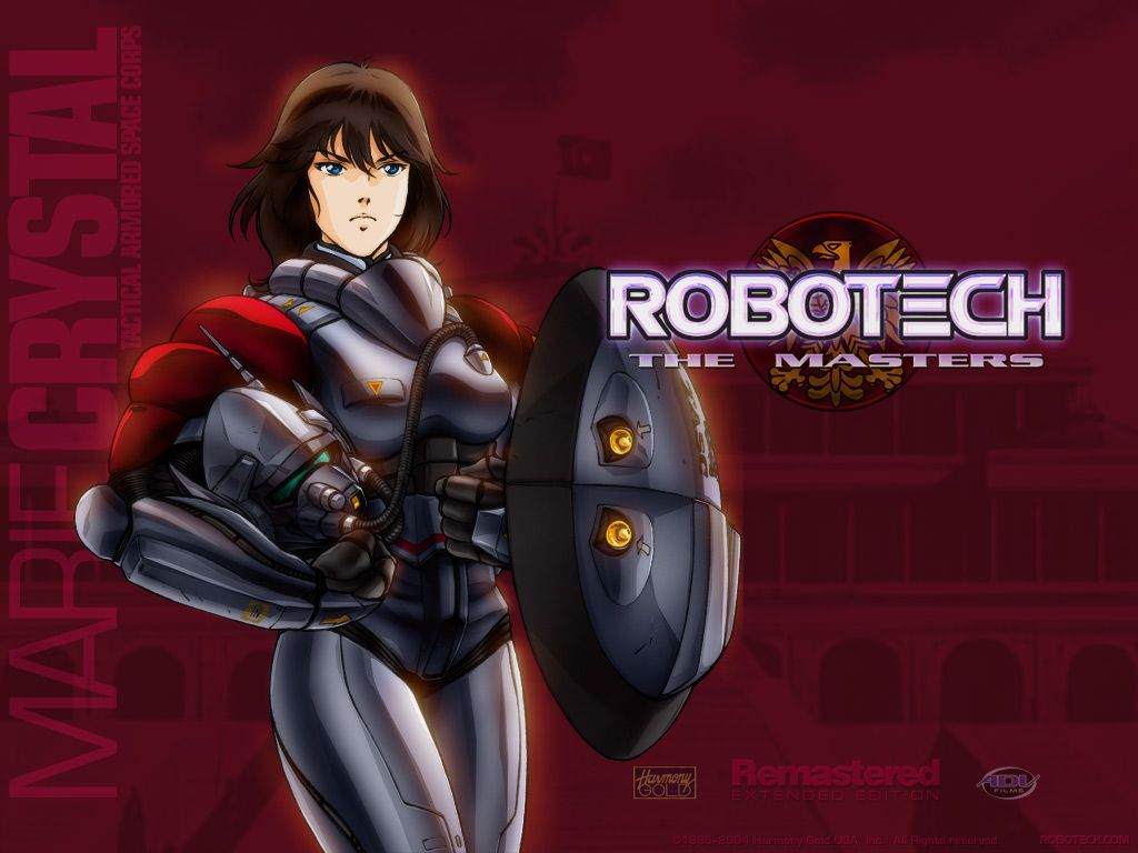 Marie Crystal - Robotech: The Masters | Robotech ... Robotech Shadow Chronicles Characters