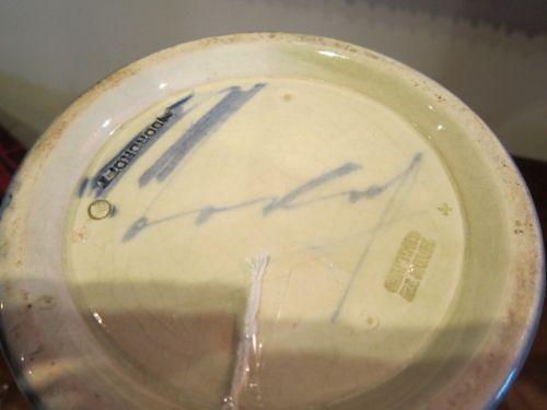 superb arts crafts moorcroft moonlit jug - photo angle #5