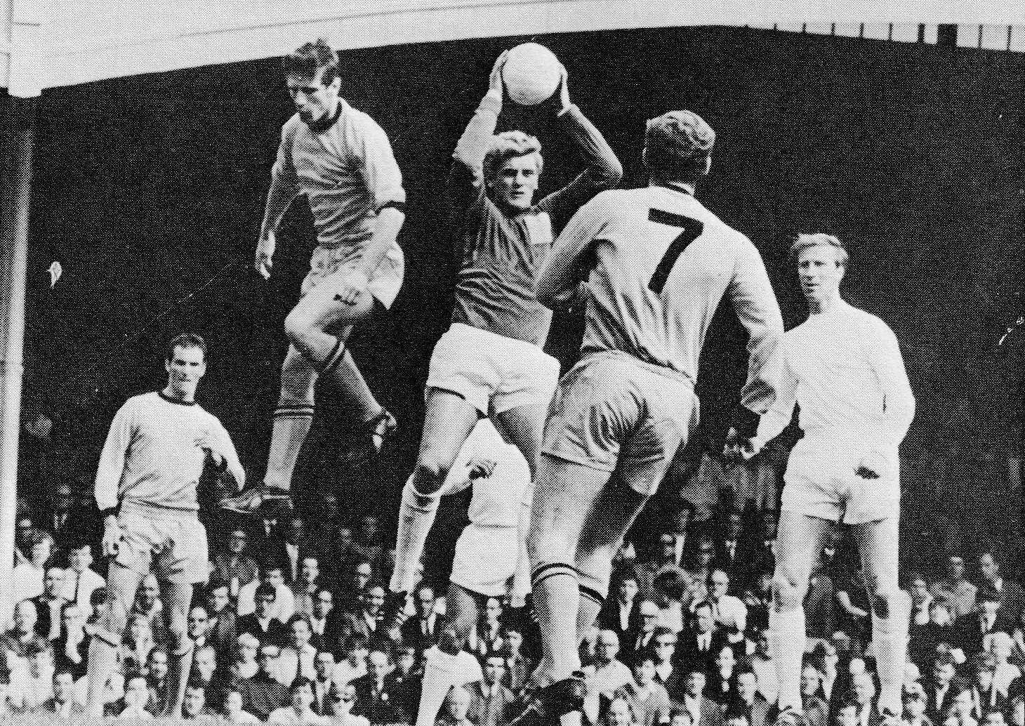Гэри Спрейк, Лидс Юнайтед 1967