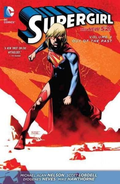 Supergirl 4: Out Of The Past (Supergirl)
