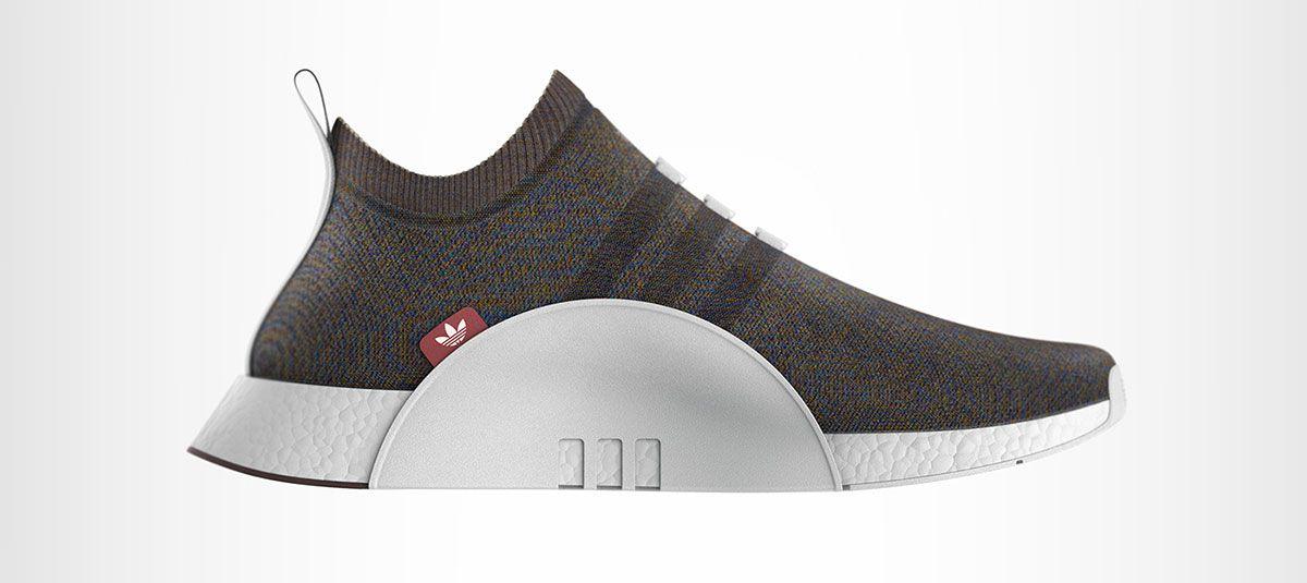 ADIDAS NMD Omega by Antoine Beynel | Foot Wear in 2019
