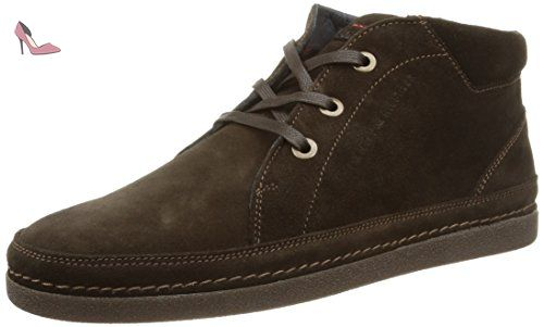 Tommy Hilfiger - Felix 5B - , homme, brown (marrone (212)), taille 45 - Chaussures tommy hilfiger (*Partner-Link)
